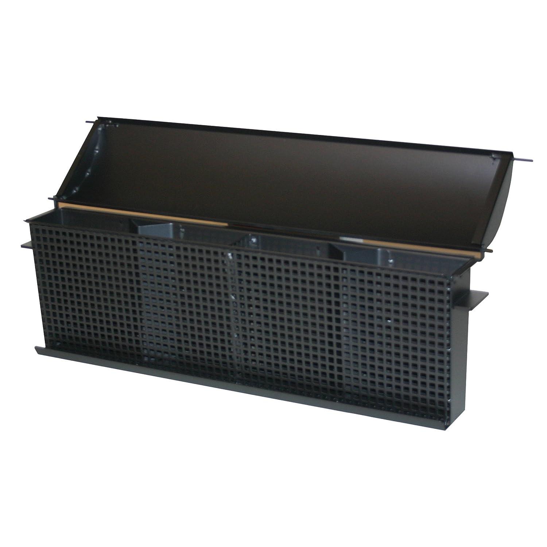 Heibi Glutkorb Stahl lackiert 80103 günstig online kaufen