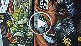 Classic Game Room - TATTOO ASSASSINS Arcade Game Review
