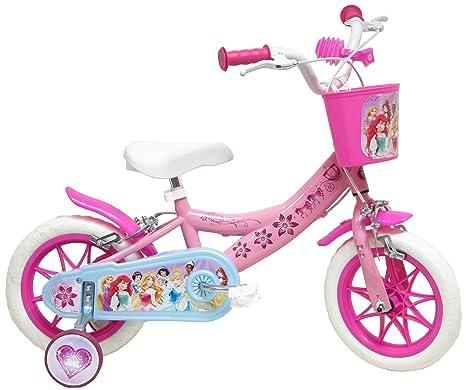 """Vélo 12"""" Disney Princesse Officiel"""