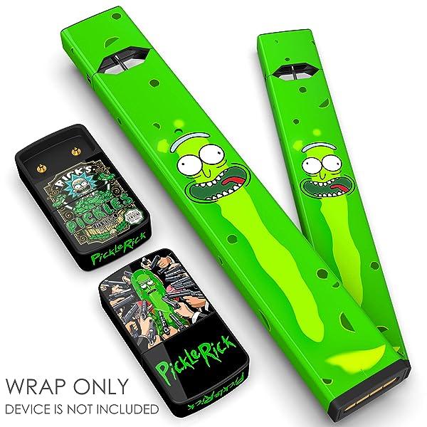Pickle Rick Juul SkinJuul DecalJuul Wrap