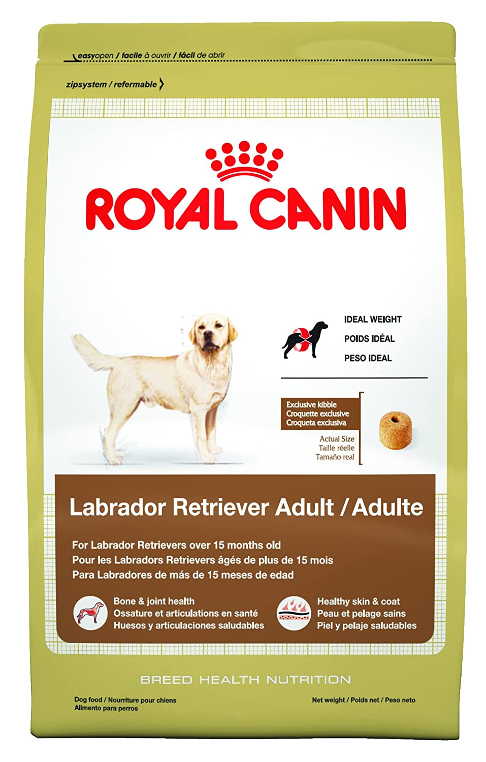 Good Dog Food For Labs: 4 Options For This Large Breed (2017)
