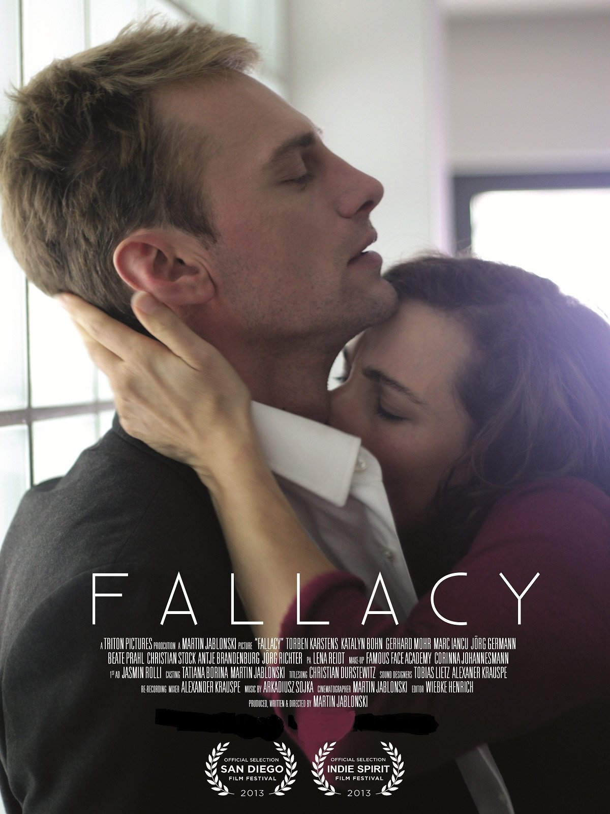 Fallacy on Amazon Prime Instant Video UK