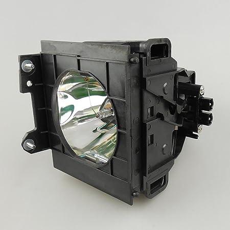 CTLAMP Remplacement Projecteur Lampe/Ampoule avec Logement ET-LAD35W(DUAL LAMP)/ETLAD35W pour Panasonic Projector