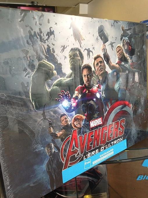 Avengers : L'ère d'Ultron - Coffret de pré-réservation