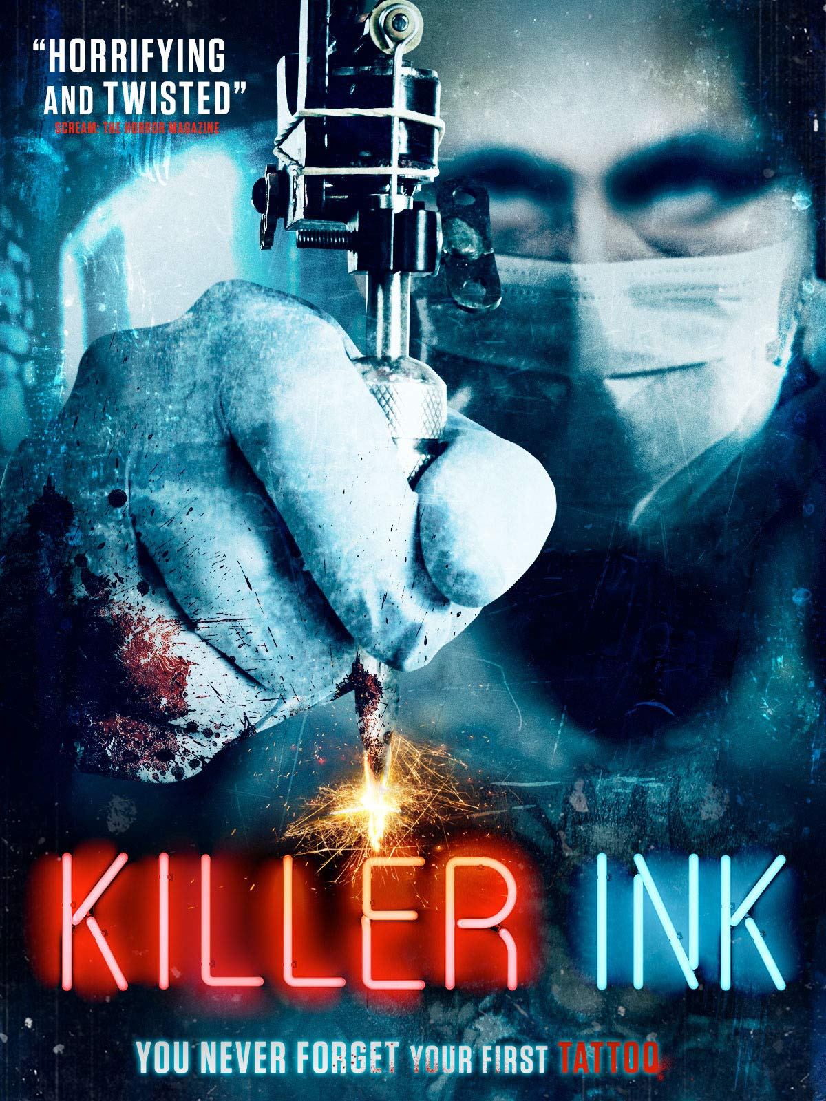 Killer Ink on Amazon Prime Video UK