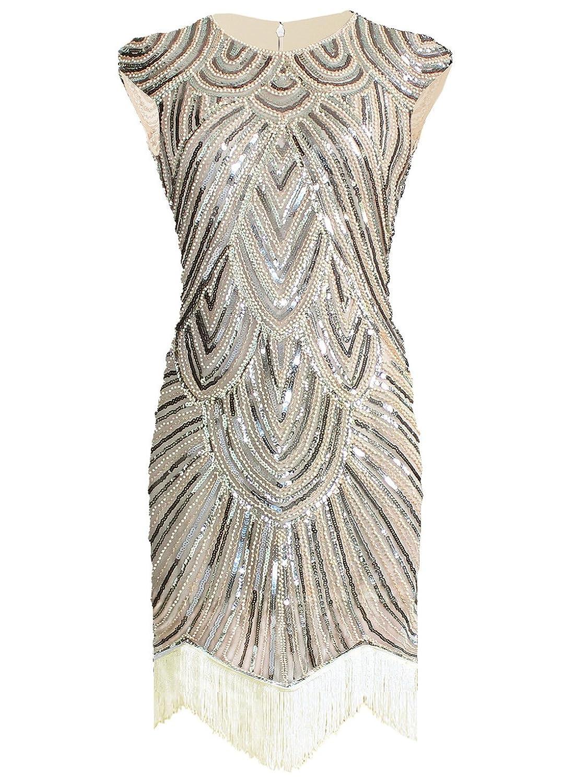 1920s Style Costumes  Flapper Dress  AT vintagedancer.com