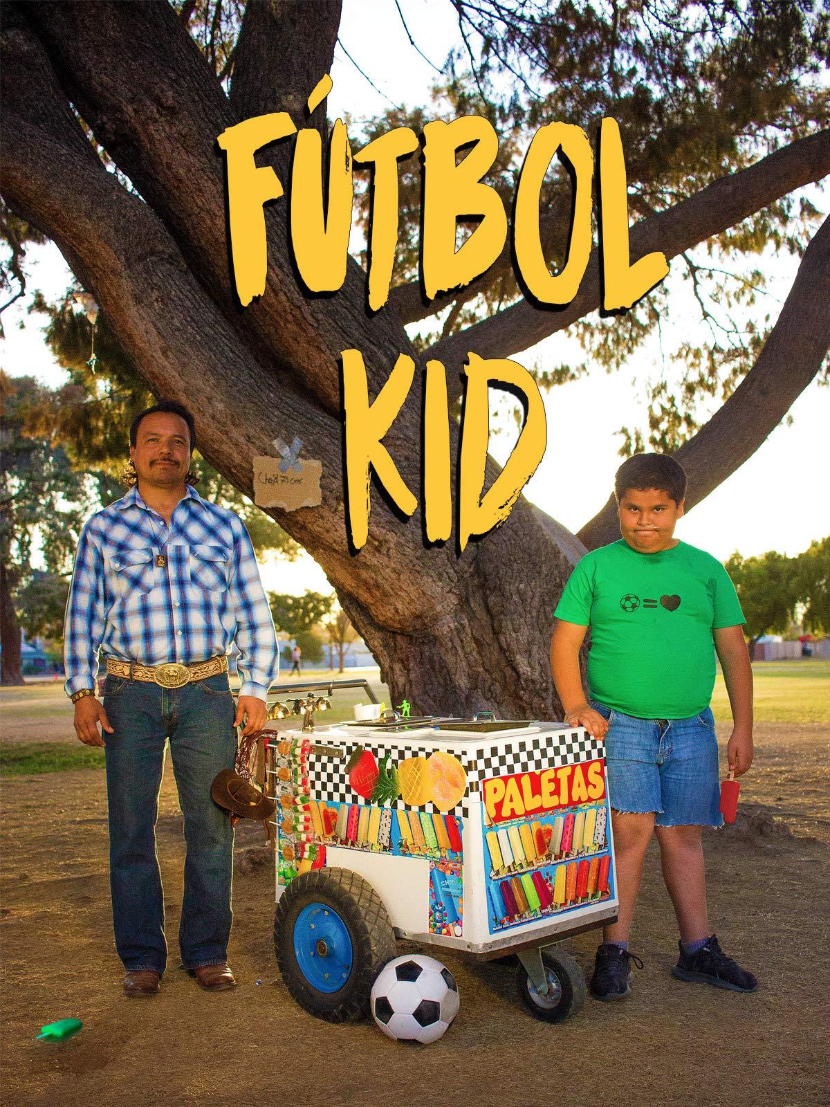 Fútbol Kid on Amazon Prime Instant Video UK