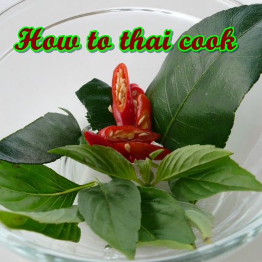 How To Thai Cook front-369576