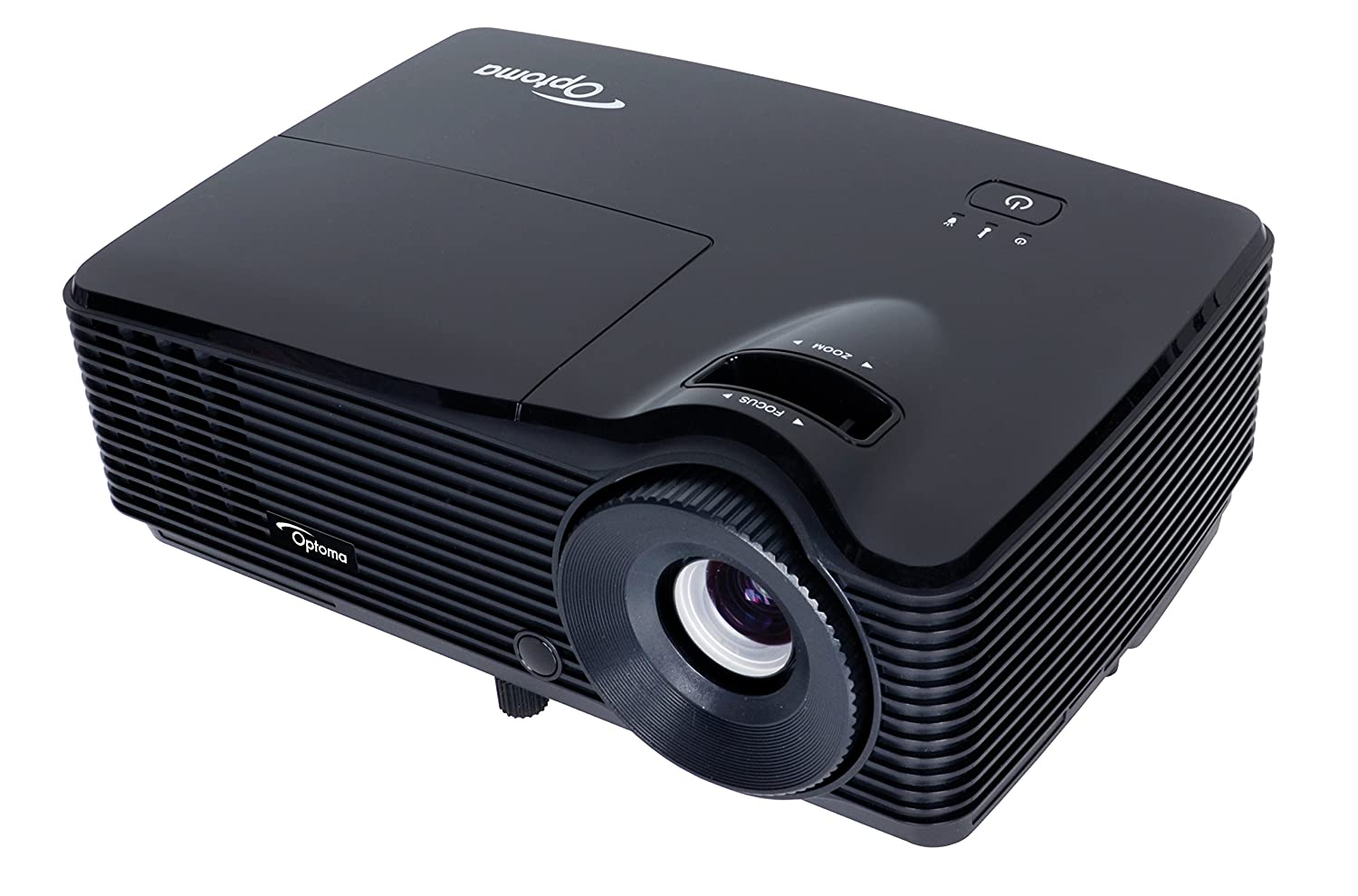 Optoma W311 Full 3D WXGA 3200 Lumen DLP Multimedia Projector with 2 HDMI Ports