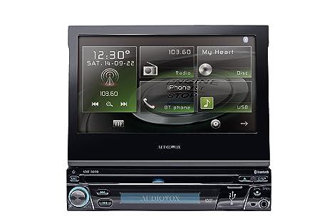 Audiovox 1508301 vXE 3010-récepteur multimédia 1 dIN