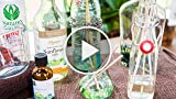 How to Make Non-Toxic Fragrance Diffuser Sticks