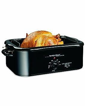 best hamilton beach roaster oven