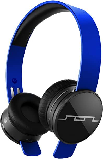 Sol Republic Tracks Air Casque Audio Bluetooth/NFC Bleu