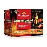 Pine Mountain Firestarters ExtremeStart Wrapped Fire Starters, 12 Starts (Color: Extremestart, Tamaño: 12 Starts)