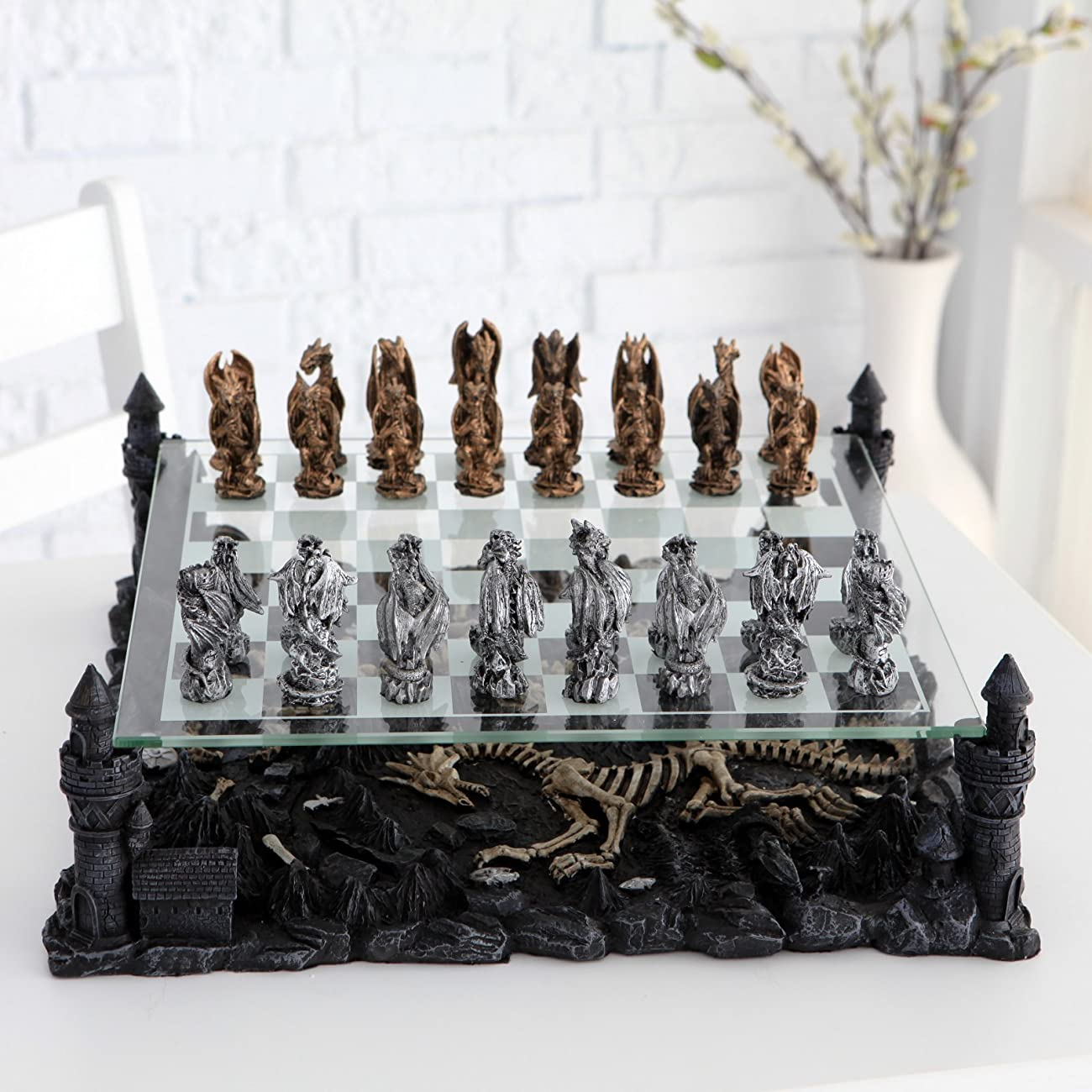 Dragon Chess Set 6