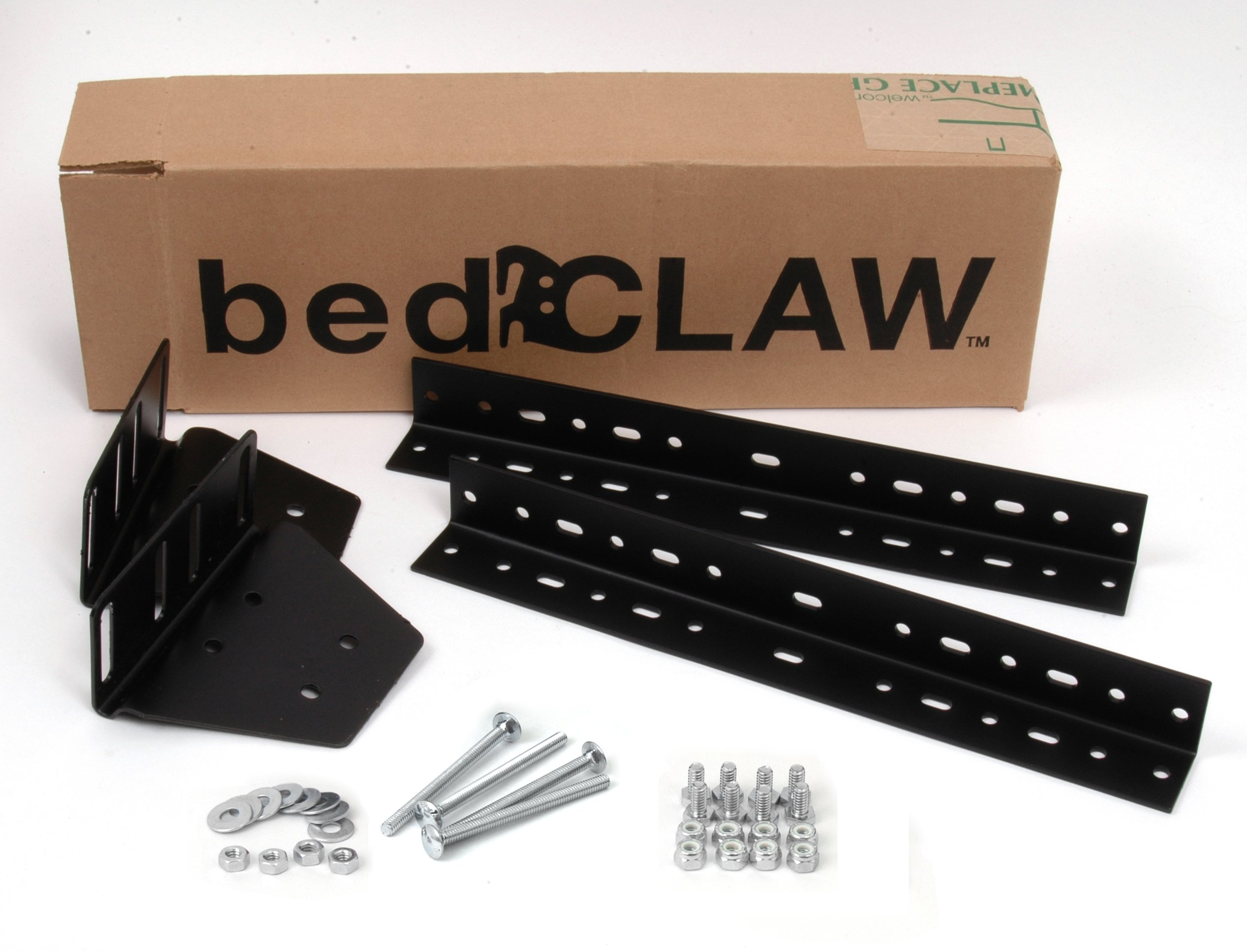 Bed Claw Universal Footboard Attachment Kit With Combo