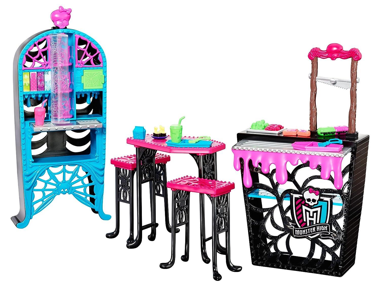 Monster High Social Spots Creepateria