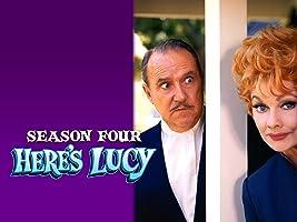 Here's Lucy Season 4