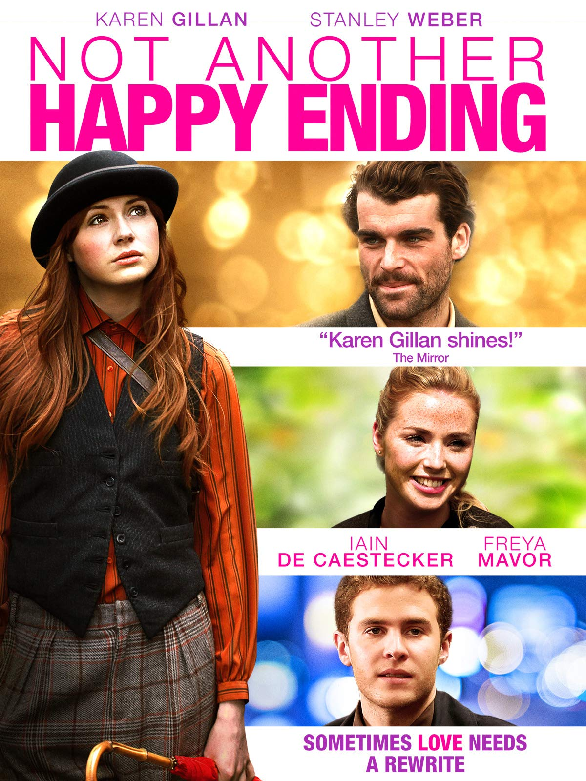 Not Another Happy Ending on Amazon Prime Video UK