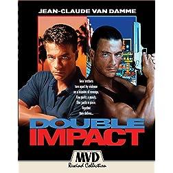 Double Impact [Blu-ray]