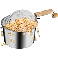 Great Northern 6.5-Qt Stove Top Popcorn Popper