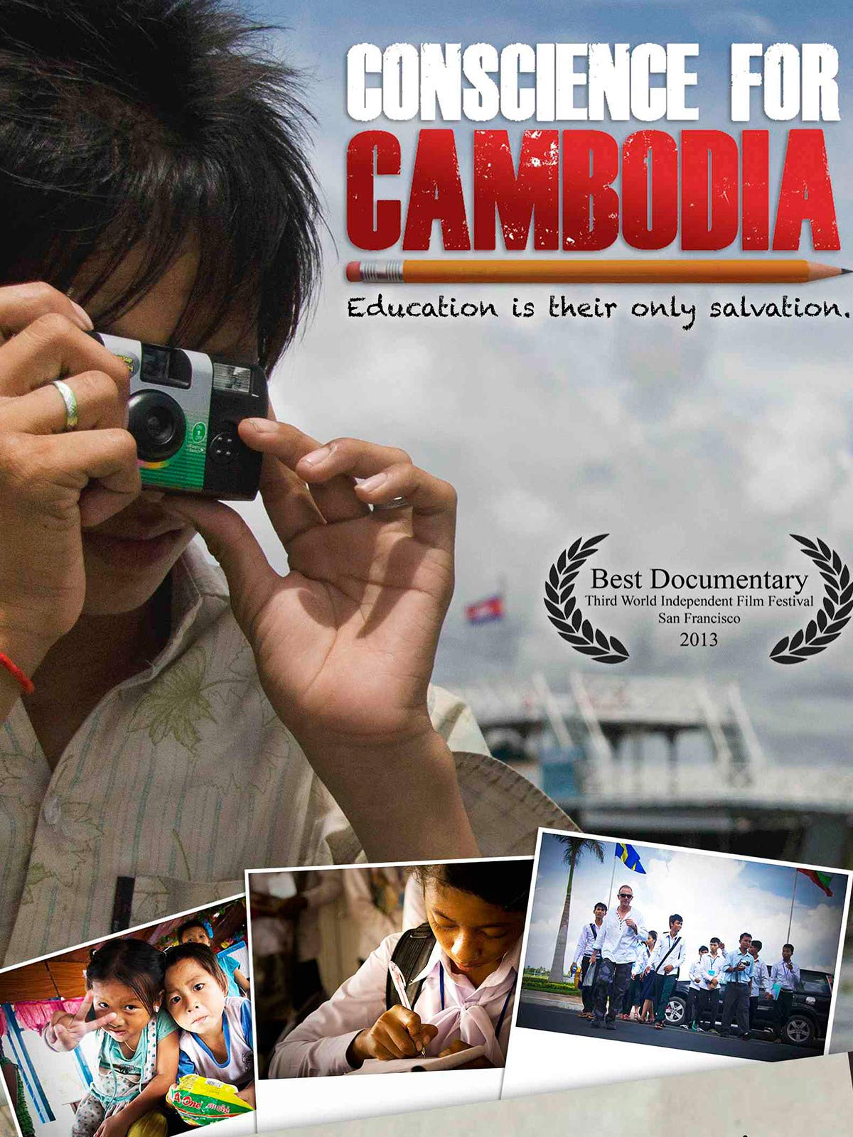 Conscience for Cambodia on Amazon Prime Instant Video UK