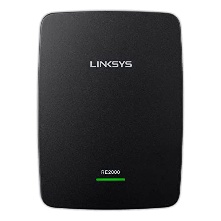 Linksys RE2000-EU Répéteur universel Wi-Fi N600 (2x N300) double bande