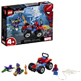 LEGO Marvel Spider-Man Spider-Man Car Chase 76133 Building Kit (52 Piece) (Color: Multi)