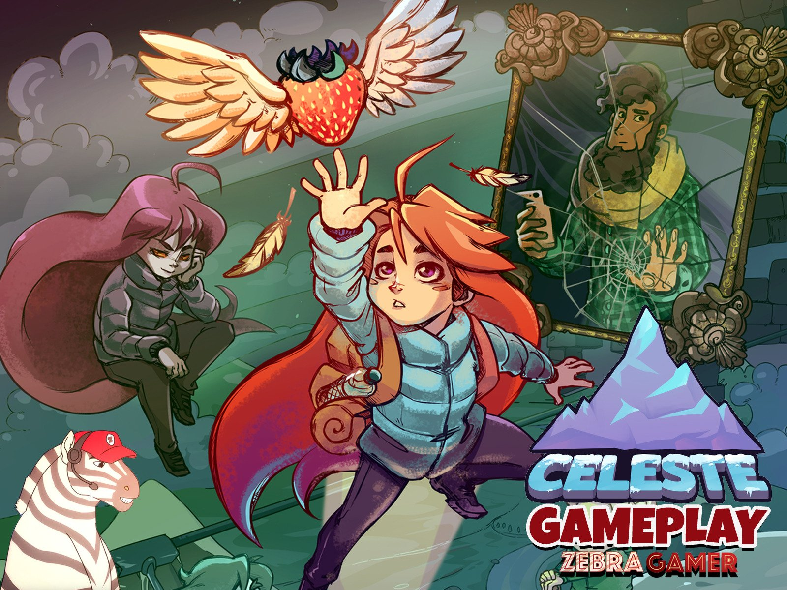 Clip: Celeste Gameplay - Season 1