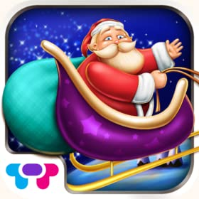 Christmas Tale - Interactive Storybook and Games for Kids