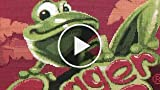 Classic Game Room - FROGGER 2 For Game Boy Color Review