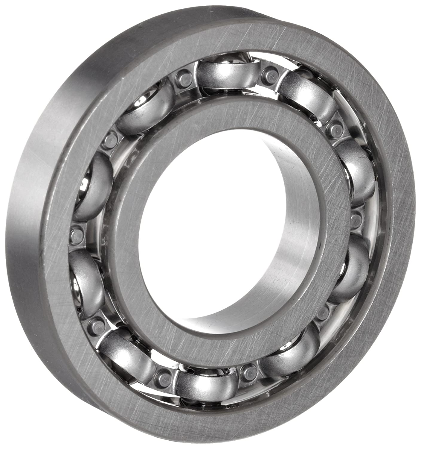 NSK 16018 Deep Groove Ball Bearing, Single Row, Open, Pressed Steel Cage, Normal Clearance, Metric, 90mm Bore, 140mm OD, 16mm Width, 4800rpm Maximum Rotational Speed, 39500N Static Load Capacity, 415000N Dynamic Load Capacity 694 full si3n4 ceramic deep groove ball bearing 4x11x4mm