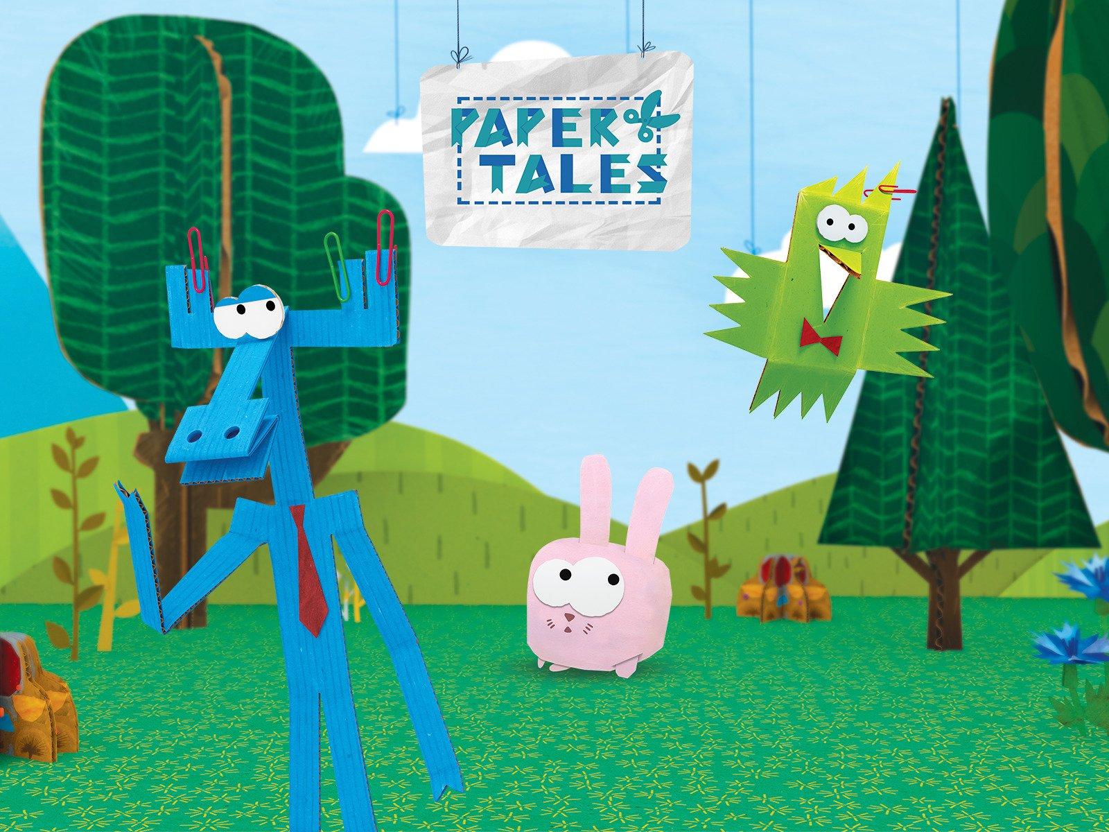 Paper Tales - Season 1