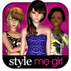 Style Me Girl - Free 3D Fashion Dressup