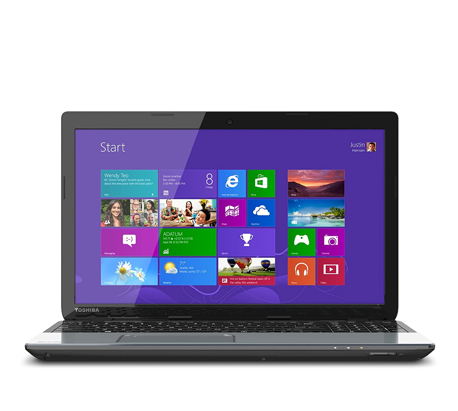 Toshiba Satellite S55-A5364 15.6-Inch Laptop