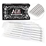 ACE Needles 50 pcs. 15 Single Stack Magnum Shader Pre-made Sterile Tattoo Needles - 15M1