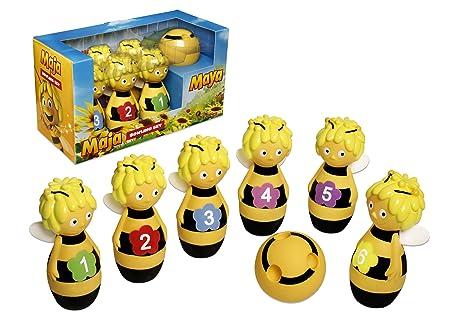 Studio 100–Mema00000130–Maya l'abeille: Jeu de bowling