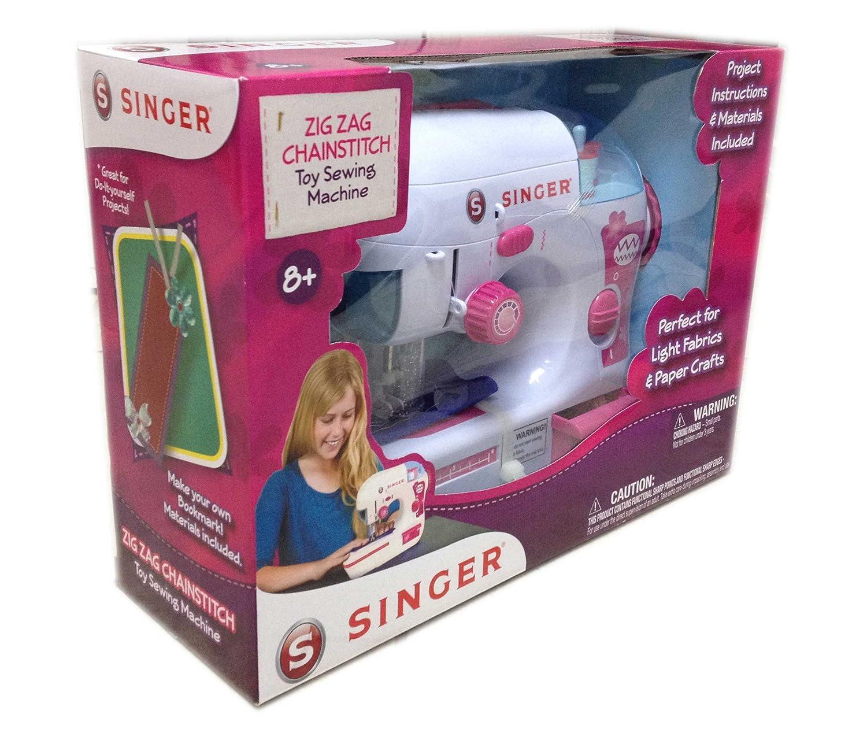 singer zigzag chainstitch sewing machine