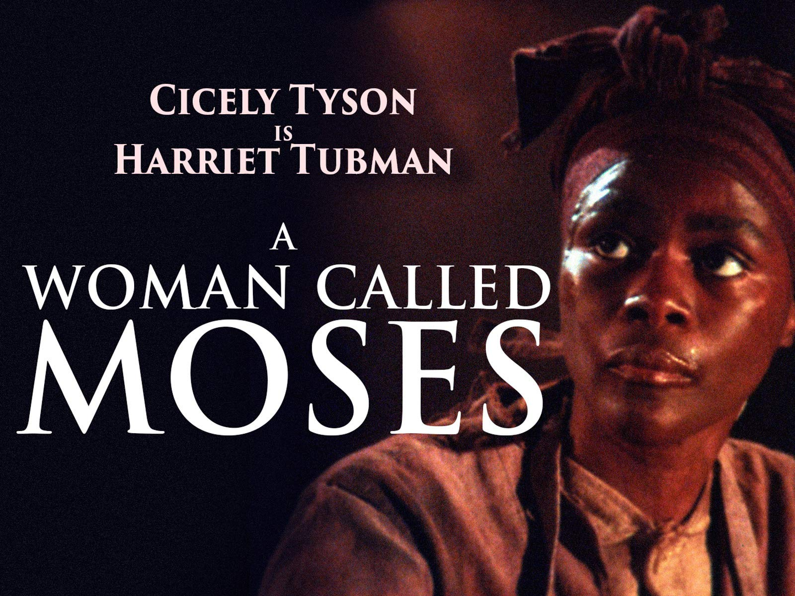 A Woman Called Moses on Amazon Prime Video UK