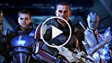 CGR Undertow - MASS EFFECT 3 Review For Nintendo Wii U