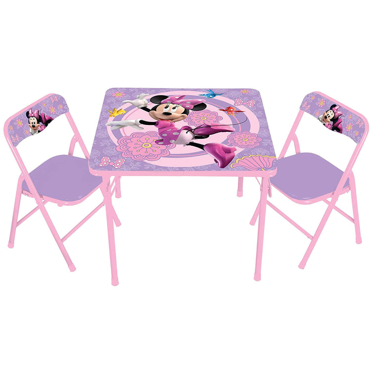 Minnie Mouse Children S Chairs