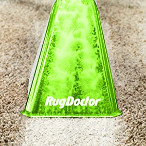 Rug Doctor Pet Portable Spot Cleaner, Powerful, Versatile, and Lightweight with Dual Action Pet Tool, Neutralizes Odors and Powerfully Cleans Everyday Mess and Stains (Renewed)