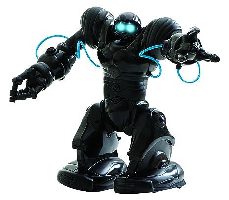 Silverlit - E50033 - Robosapien X - Black Edition