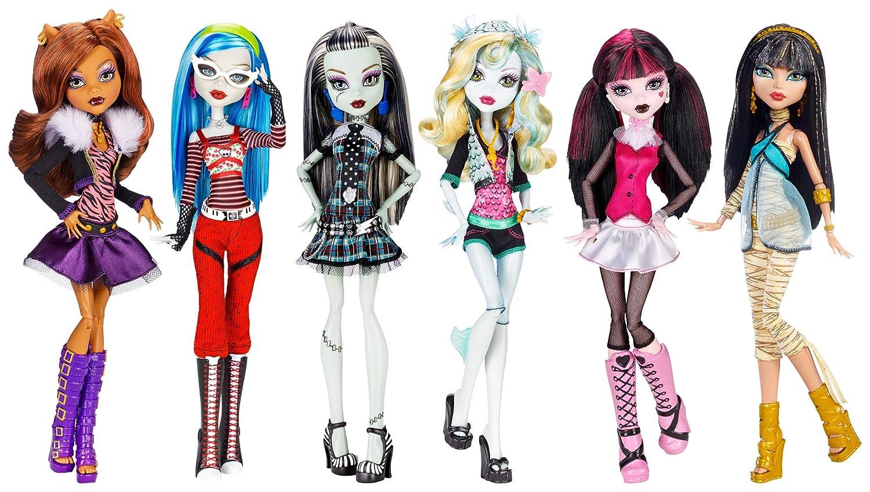 Boo Doll Amazon Amazon.com Monster High Dolls