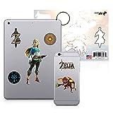 Controller Gear The Legend of Zelda: Breath of the Wild - Character Tech Decal Pack - Princess Zelda - Nintendo Wii; GameCube