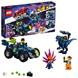 THE LEGO MOVIE 2 Rex's Rex-treme Offroader! 70826 Building Kit (230 Piece) (Color: Multi)