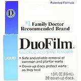 Duofilm Liquid Salicylic Acid Wart Remover - 1/3 Oz (Tamaño: 1/3 OZ)