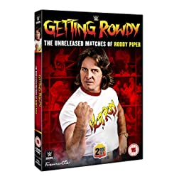 WWE: Getting Rowdy - THE Unreleased Matches of Roddy Piper