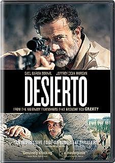 Book Cover: Desierto