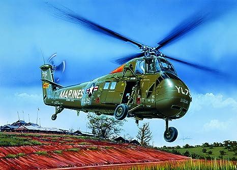 Italeri - I1066 - Maquette - Aviation - UH-34J Sea Horse - Echelle 1:72